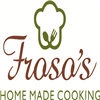 PIZZA SAUCE AND FROSOS COOKING